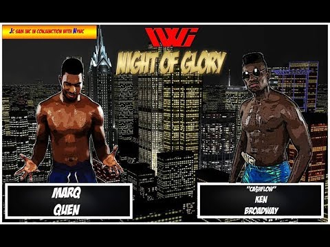 "NGW Classics: Marq Quen Vs""Ca$h Flow"" Ken Broadway, August 15th 2015"