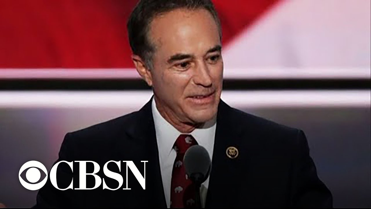 Ex-Rep. Chris Collins Sentenced To Over 2 Years In Prison For ...