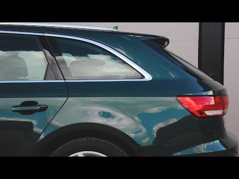 Audi A4 Avant no uso com Juvenal Jorge (#savethewagons)