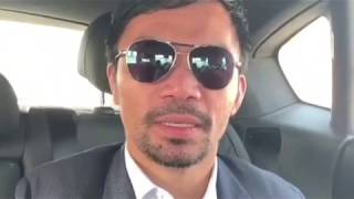 Manny Pacquiao Calls Out Terence Crawford And Errol Spence! Crawford Responds Spence Doesn't