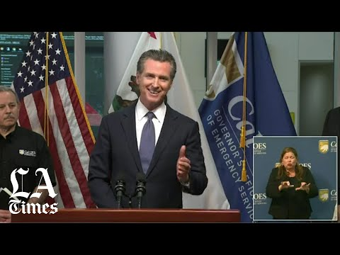 Gov. Newsom orders all Californians to stay home as coronavirus cases top 1,000