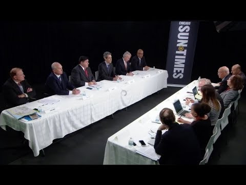 Democratic Candidates for Illinois Governor | Chicago.Suntim