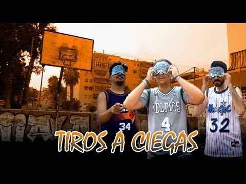 TIROS A CIEGAS CON ADRIAN CONEJO NBA Y EL RINCÓN DEL TRIPLISTA   RETO BALONCESTO