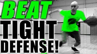 PERFECT, EASY Basketball Move For Tight Pressure Defenders [BREAK ANKLES]