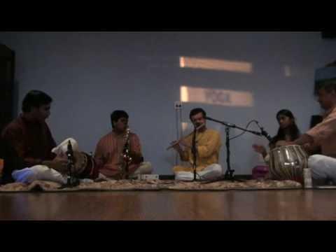SaxFluteJugal Raag Chandra Kauns- Finale