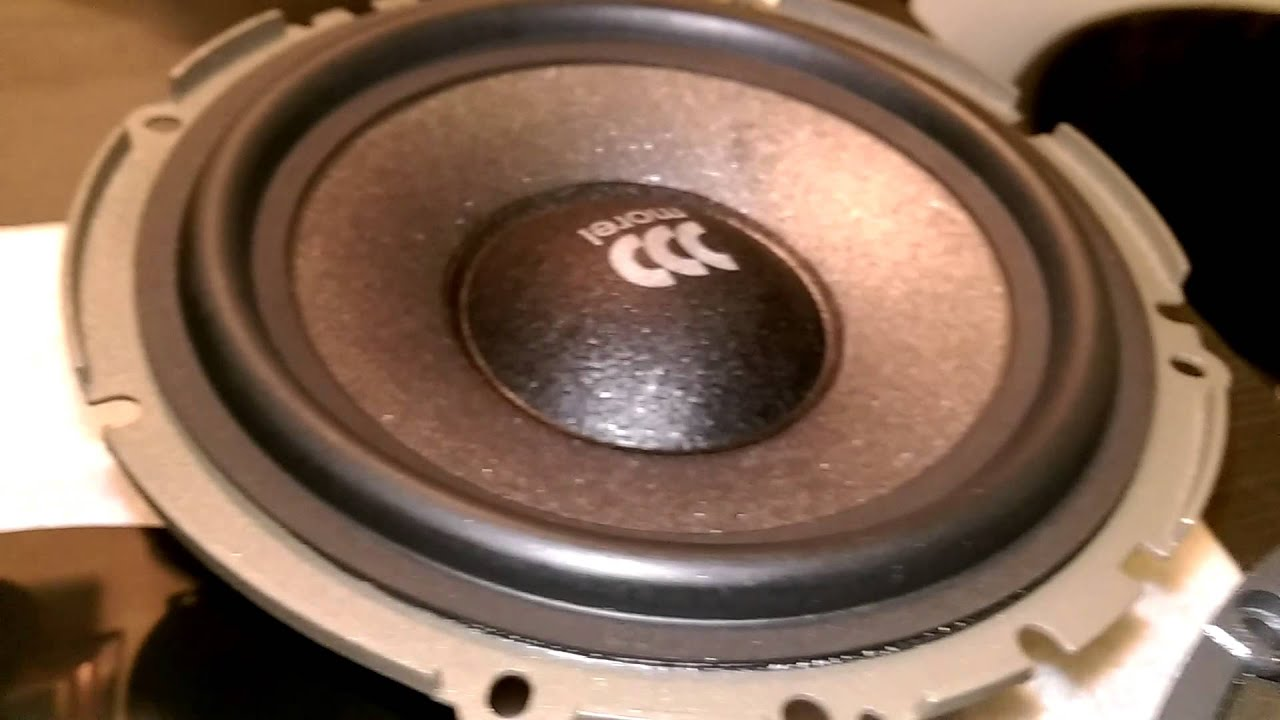 The Best High End Car Speakers Mk1 Youtube