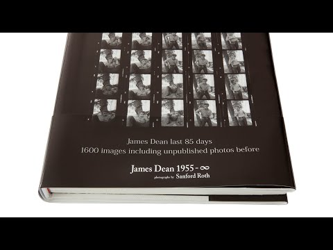 """""""James Dean Archives Seita Ohnishi Collection"""" Begins Crowdfunding Blitz for Publication of New..."""