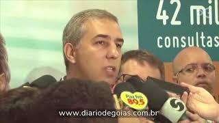 Governador decide tomar central de regulação do SUS de Goiânia