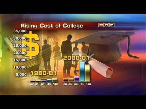 OETA Story on Education Costs and Funding aired on 8-31-12