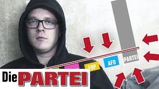 Nico Semsrott – Nichtwähler wählen die PARTEI!