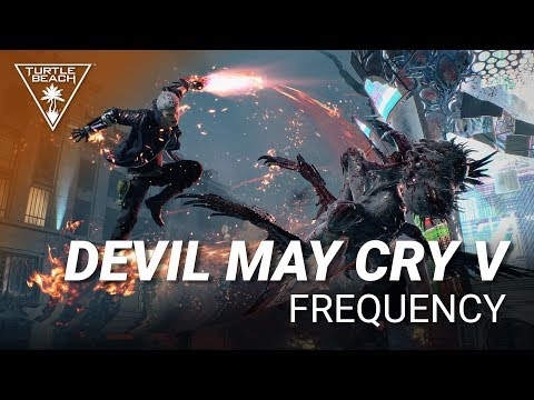 TGS2018: Devil May Cry V - Frequency