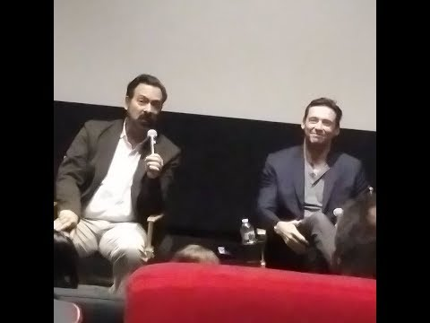 LOGAN Q&A with Hugh Jackman, James Mangold, Hutch Parker  November 27, 2017