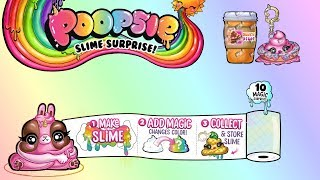 Poopsie • Slime Surprise • Unicorn • DIY