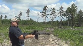 "AR10 Pistol 7.62x51 .308 ""McClane"" KAK INDUSTRY - prepperkip"