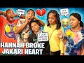 HANNAH BROKE JAKARI HEART AFTER HE ASKED HER TO GO ON A DATE!💔