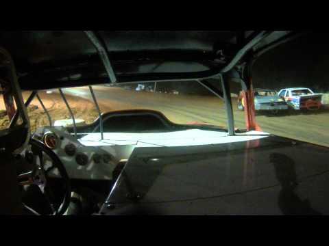 West Siloam Speedway 04-06-2013 Heat Race One