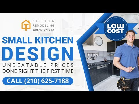 Small Kitchen Design Schertz TX | Call (210) 625-7188
