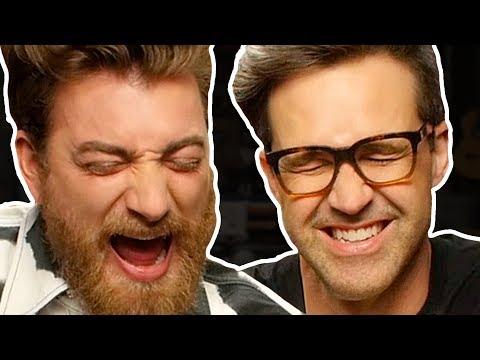 Rhett & Link Sing Without Music Pt. 2