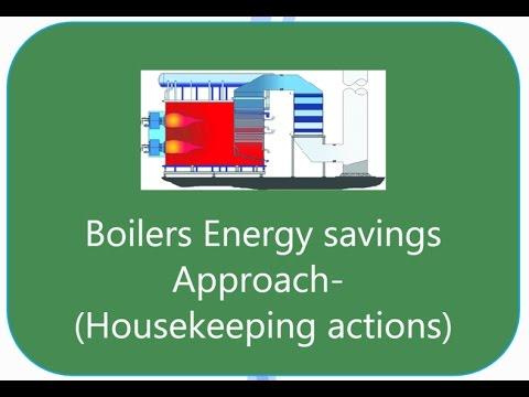boiler energy saving part 1 houskeeping rev 02 - YouTube