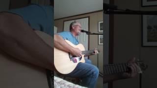 """Poets, Trucks, and Trains"" original by Ken Freeman (Damn Truck Driver)"