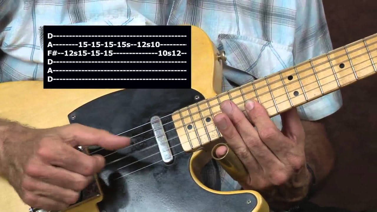 electric blues slide guitar lesson johnny winter inspired open tuning mojo boogie style youtube. Black Bedroom Furniture Sets. Home Design Ideas