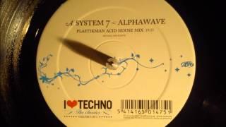 Play Alpha Wave (Plastikman Acid House Mix)