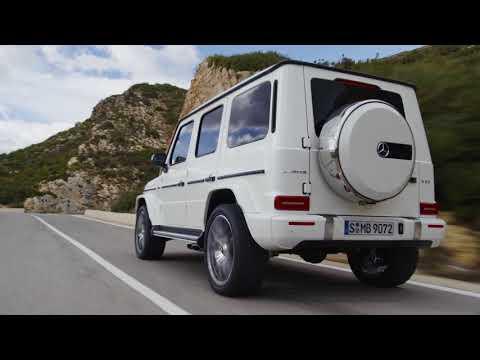 Mercedes-AMG G63 - Driving Scenes