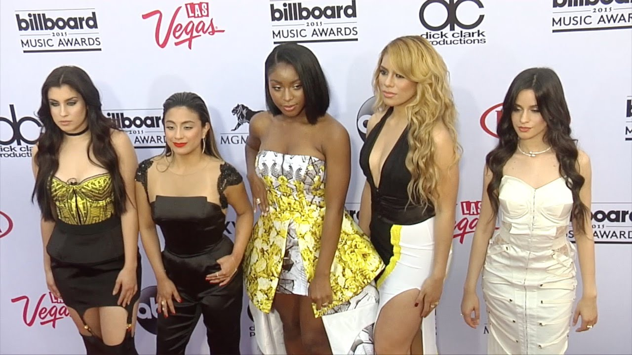 Fifth Harmony Billboard Music Awards 2015 Red Carpet Arrivals Youtube