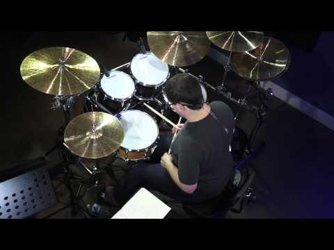"Dixie Chicks ""Sin Wagon"" - Kyle Radomsky (Drum Cover)"