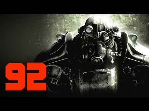 Fallout 3 Let's Play - Part 92: Upgrading the caravans