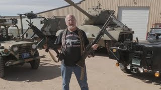 Meet 'The Most Armed Man In America'