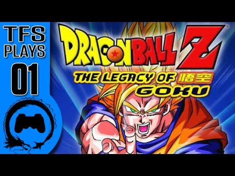 TFS Dragonball Marathon: Legacy of Goku - 1 -