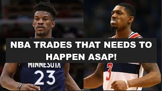 5 NBA Stars Who Needs To Be Traded This Season