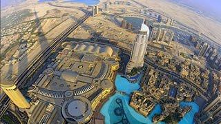 Stunning Views from the Burj Khalifa & Other Tallest Landmarks