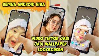Cara Menjadikan Video Tiktok Jadi Wallpaper Layar kunci - Wallpaper Tik tok screenshot 5