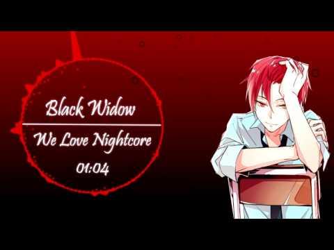 ►Nightcore - Black Widow [Remix] [HD]
