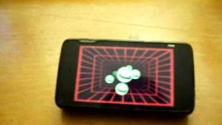 3D On The Nokia N900 Through Head Tracking
