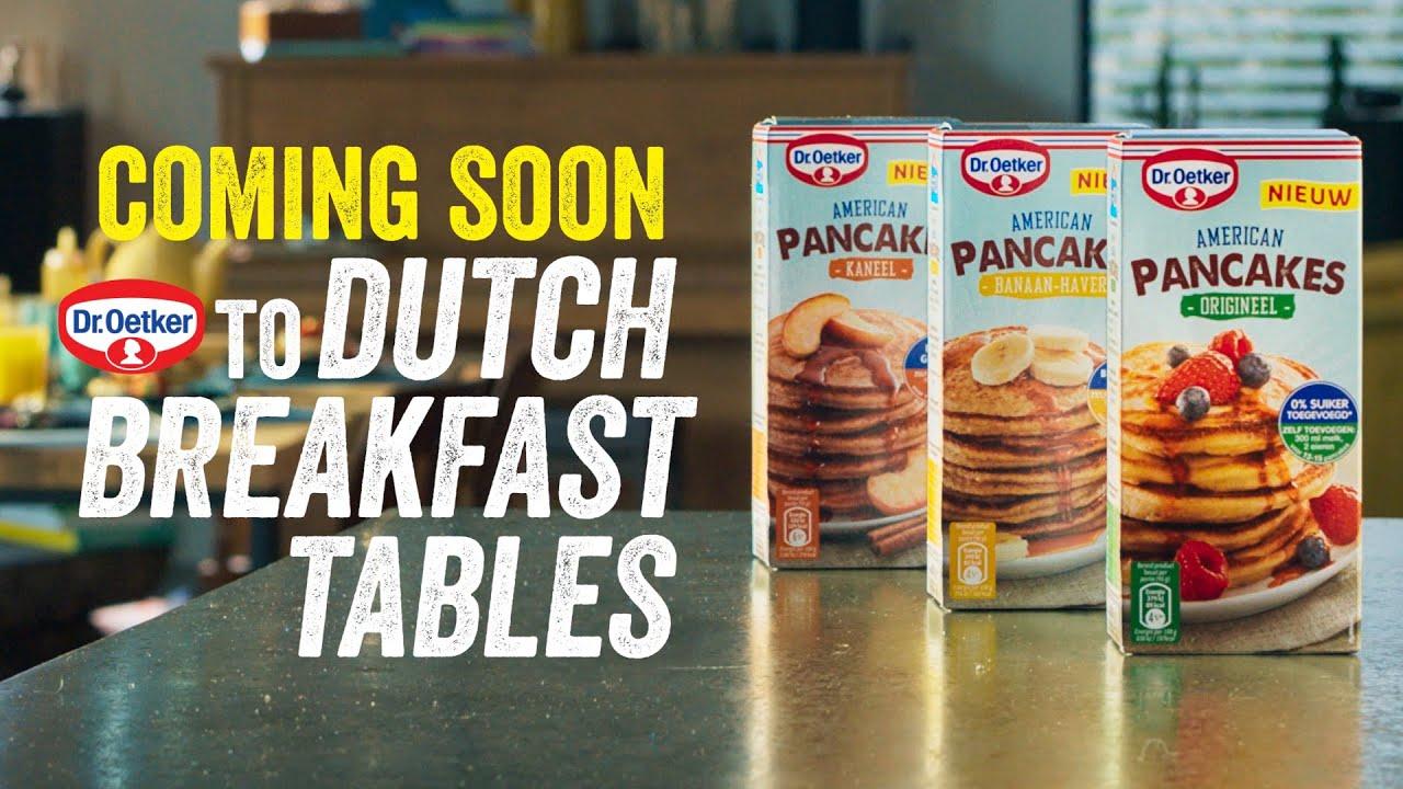 Dr. Oetker: American Pancakes