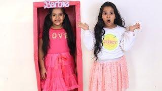 شفا و عروستها المشاغبة !! shfa and her naughty doll