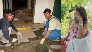Женщина обманула ремонтников, а затем с её квартирой происходит потоп