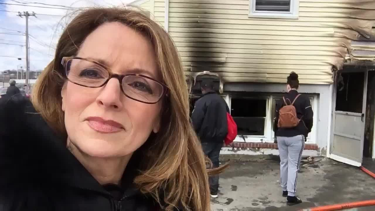 Reporter Update: Worcester Woman In Critical Condition After Fire