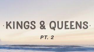 Ava Max, Lauv, Saweetie - Kings & Queens Pt. 2 (Lyrics)