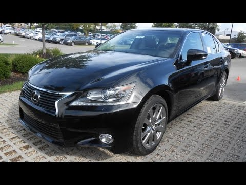 2014 2015 lexus gs 350 full review youtube. Black Bedroom Furniture Sets. Home Design Ideas