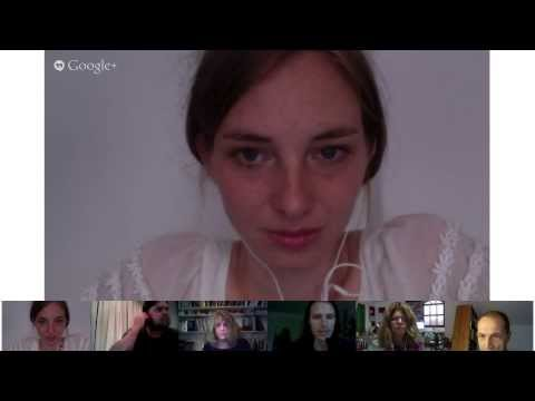 Oslo - Celebrating The Future - Empowering Youth - 2013-08-05 Global Video Chat