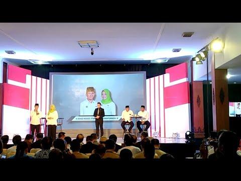 Debat Publik Pilbup Karanganyar 2018