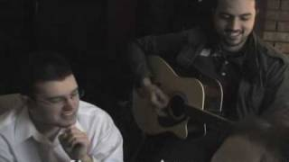 James Rolfe Sings his own theme song with Kyle Justin