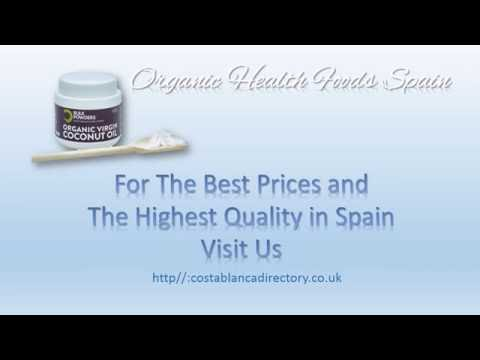 Vitamins and Organic Health Foods Spain.Natural Health Store Online