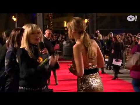 The Hunger Games London Premiere - Yahoo! UK Movie