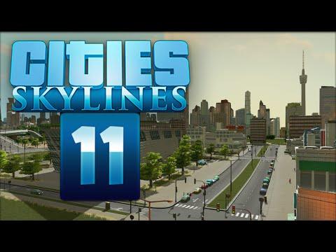 Cities: Skylines - GET YO' BOOKS! | Episode 11