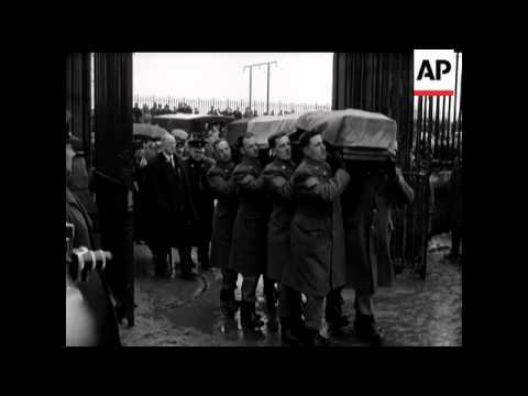 STATE FUNERAL - CASEMENT